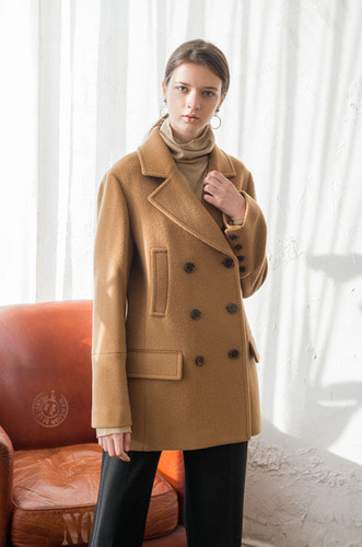 H_LINE TAILORED COAT[CM]
