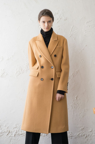 CLASSIC DOUBLE TAILORED COAT[CM]